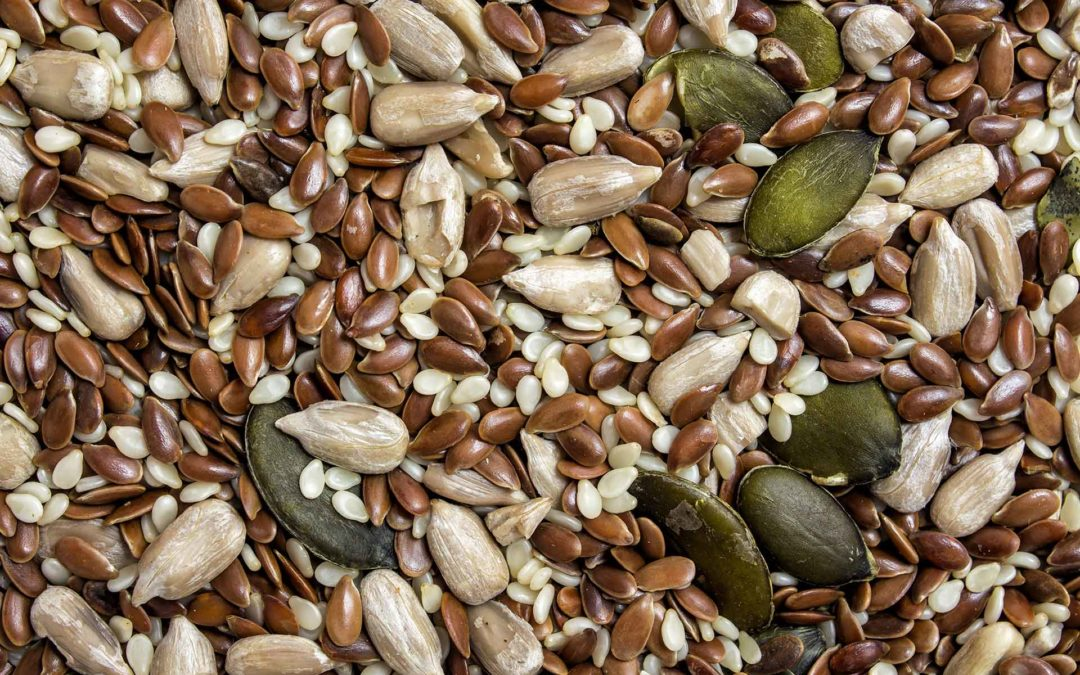 Super Seeds: 5 types to eat daily